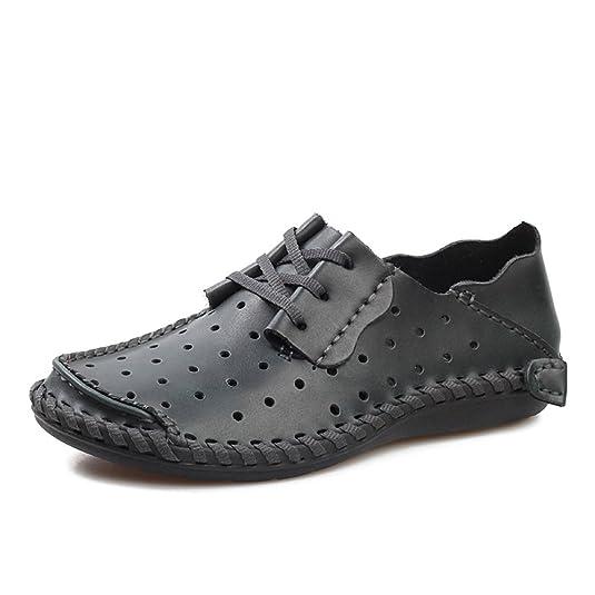 Hombre Casual Zapatos para Caminar Conducción Mocasines Mocasines Zapato Moda Zapatillas Zapatillas Zapatillas Clásicas Talla 46 47 48 49: Amazon.es: ...