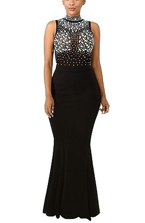 Women\u0027s Mermaid Semi Formal Dresses , Head Turner Elegant Sparkly Long  Evening Ball Gowns