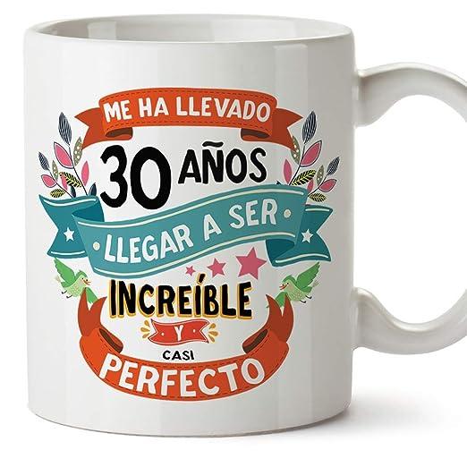 MUGFFINS Taza 30 Cumpleaños -