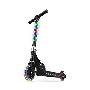 Jetson Jupiter Kick Scooter with LED Light