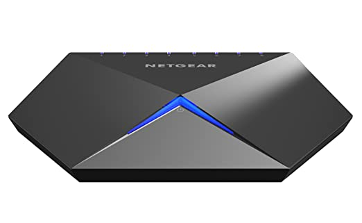 253 opinioni per Netgear GS808E-100PES ProSafe Switch Smart Plus Gigabit, 8 Porte per Gaming,