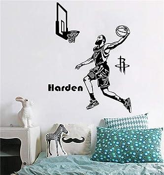 pegatina de pared frases Deportes pegatinas de pared de baloncesto ...