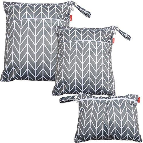 cloth diaper wet bag travel - 9