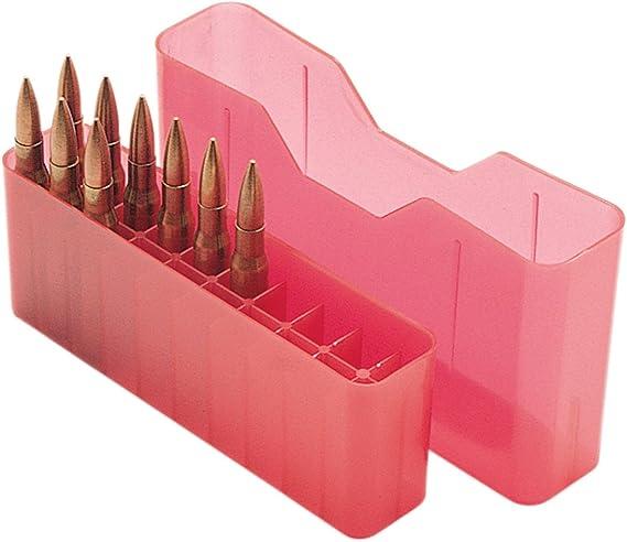 MTM 20 Round Slip-Top Magnum Rifle Ammo Box 300 Rem J-20-LLD-16 NEW ULTRA Mag