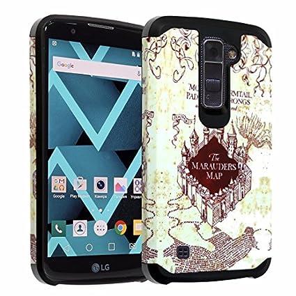 Amazon.com: LG K8 Caso, LG Escape 3 Caso, LG Phoenix 2 Caso ...