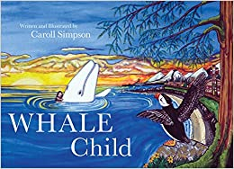 Whale Child por Caroll Simpson Gratis