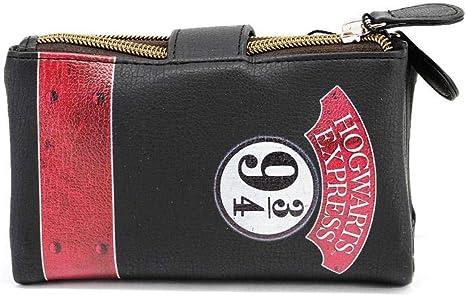 Black Karactermania Harry Potter Express-Lange Sweet Geldb/örse Porte-Monnaie 19 cm Noir