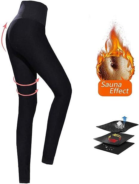 HOT Shapers Neoprene Body Shaper Donna Pantaloni DIMAGRANTI controllo della pancia Leggings