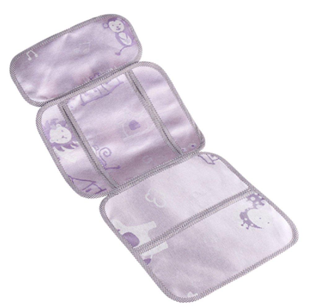 Toddler Summer-use Stroller Liner Infant Pram Seat Liner Purple Panda Superstore PS-BAB8446250011-LIZZY00195