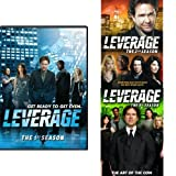 Leverage Bundle: Seasons 1-3