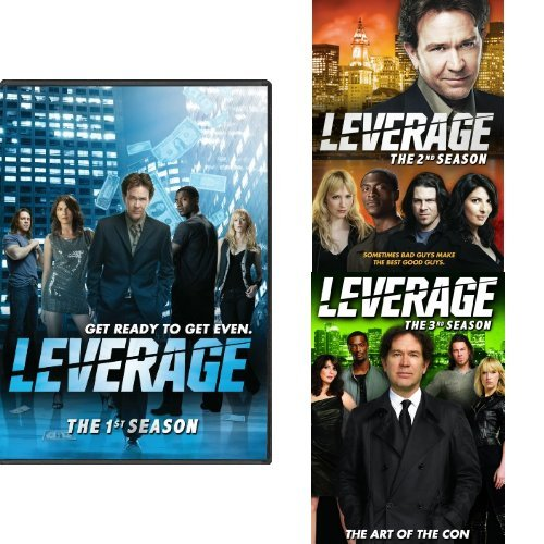 Leverage Bundle  Seasons 1 3