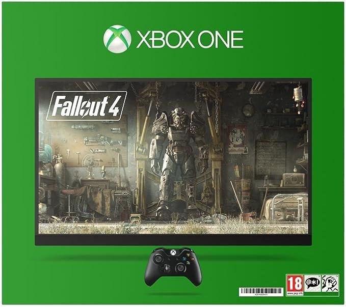 Xbox One - Consola 1 TB + Fallout 4 + Fallout 3: Amazon.es ...