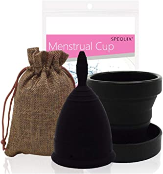 Copa Menstrual esterilizador Mujeres Higiene Femenina Médico ...