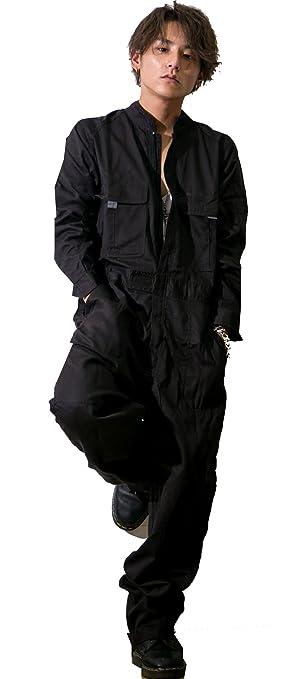 つなぎ メンズ カーゴ 10カラー 3way ジップアップ ツナギオールインワン オーバーオール ツナギパンツ パンツ 長袖 オシャレ アウター ハイネック
