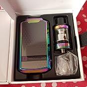 Vaporesso Tarot Nano 80w 2500mAh 2mL Kit de inicio (Carbono Negro): Amazon.es: Salud y cuidado personal