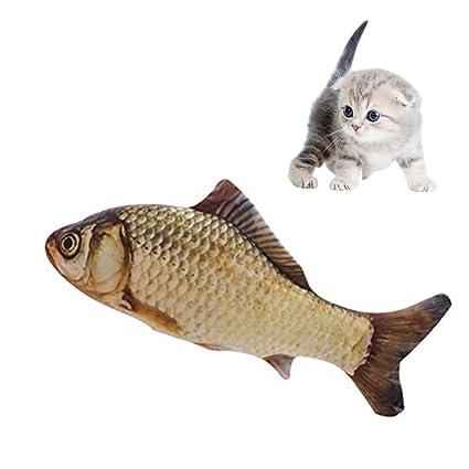 Namgiy Juguete interactivo para gato, gato, gato, gato, rascador de gatos,