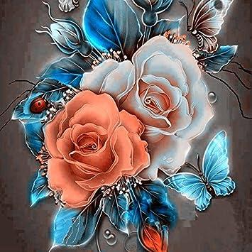 Runfar 5d Diy Diamond Painting Diamant Stickerei Malerei Mosaik Set