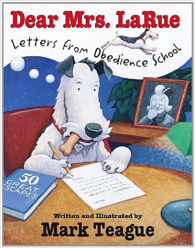 Read Online Dear Mrs. LaRue (Letters from Obedience School) pdf epub