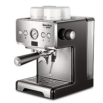 Cafetera, 15BAR, Control Electrónico De Temperatura De Vapor ...