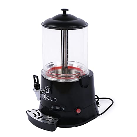 Amazon.com: Cafetera de chocolate caliente: Dispensador de ...