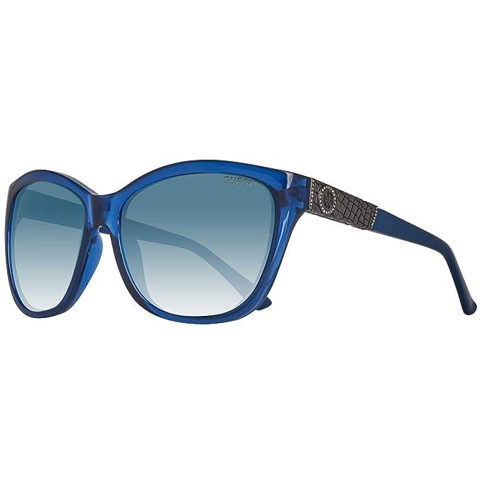 Guess Sun GU7417 90X-60-17-135, Gafas de sol para Mujer ...