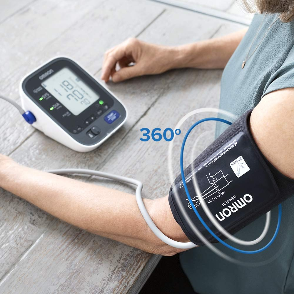 Omron M7 IT HEM-7322T-E Blood Pressure Monitor