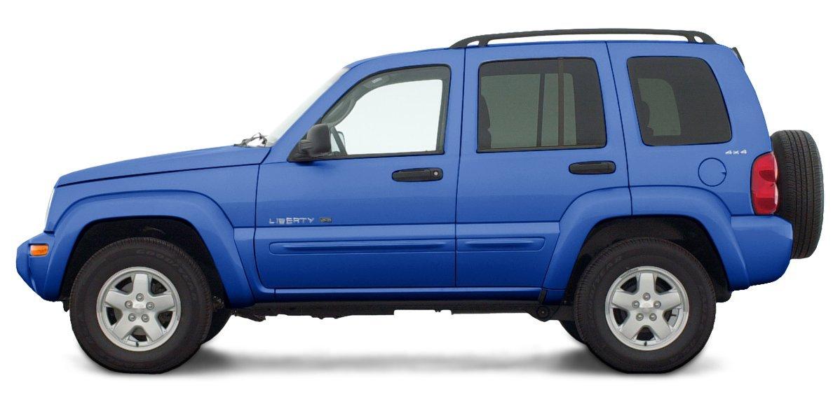 2003 Jeep Liberty Limited, 4 Door ...