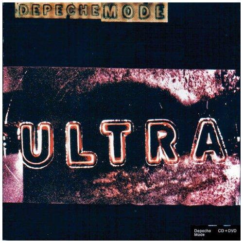 depeche mode ultra CD Covers