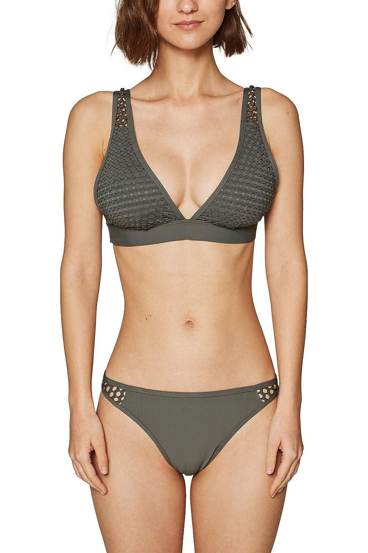 ESPRIT Damen Cerro Beach Padded Bra Top Bikinioberteil