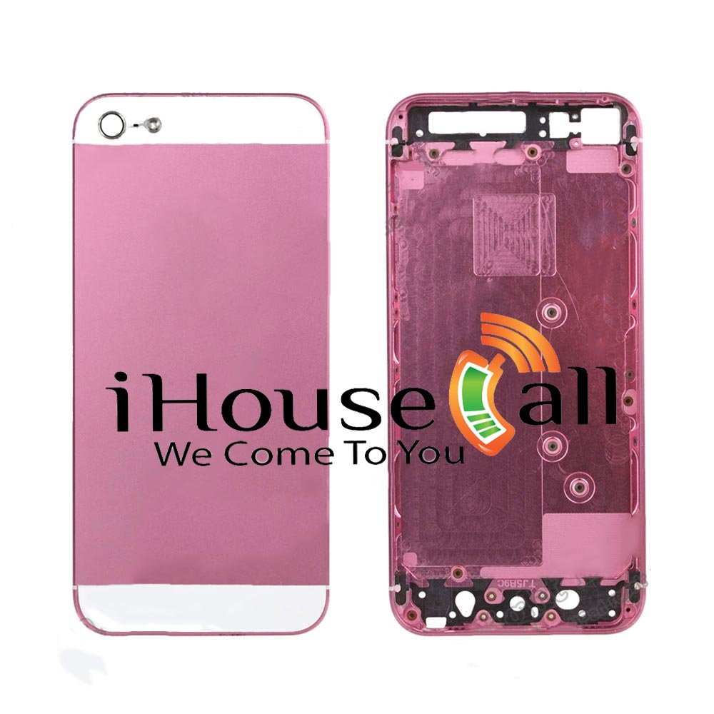 Amazon.com: Colored Back Housing for IPhone 5. Included All buttons ...