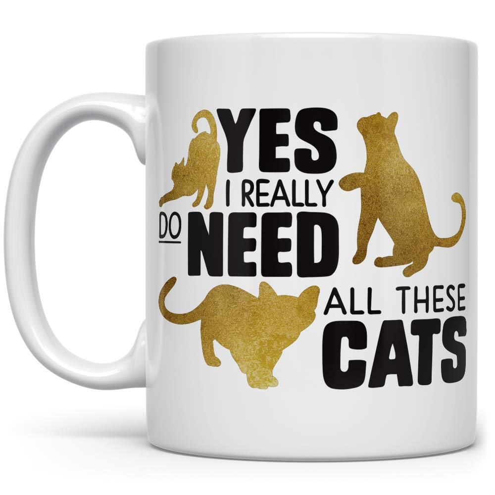 Books Coffee And Cats Mug Tabby Cat Lover Mug Book Lover Gifts Kitten Mug