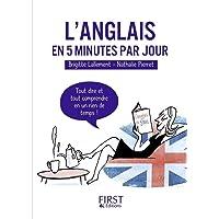 Petit livre de - Anglais en 5 minutes par jour: Le petit livre de l'anglais en 5 minutes par jour