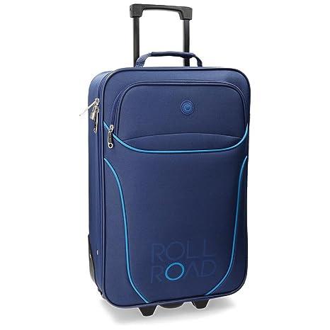 Roll Road 5028162 Chelsea Equipaje de Mano, 53 cm, 27 litros, Azul
