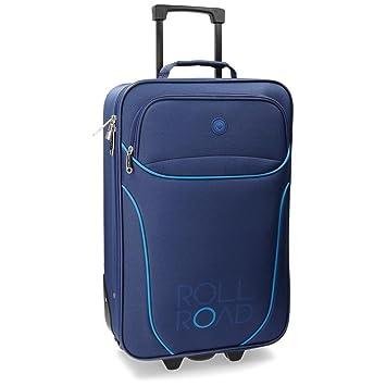 Roll Road 5028162 Chelsea Equipaje de Mano, 53 cm, 27 litros, Azul: Amazon.es: Equipaje