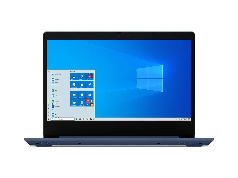 Lenovo IdeaPad 3, Clamshell Laptop, Intel Core i3-1005G1, 14 inch FHD, 4GB RAM, 128GB SSD, Intel UHD Graphics, Win10, Eng-Arb KB, Abyss Blue – [81WD00M1AX]