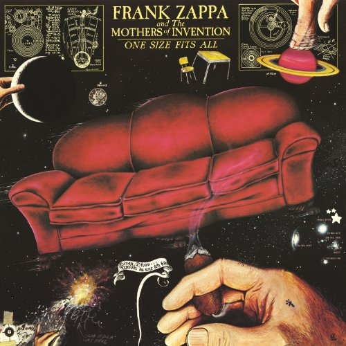 Frank Zappa and The Mothers Of Invention - One Size Fits All - CD - FLAC - 1988 - FATHEAD Download