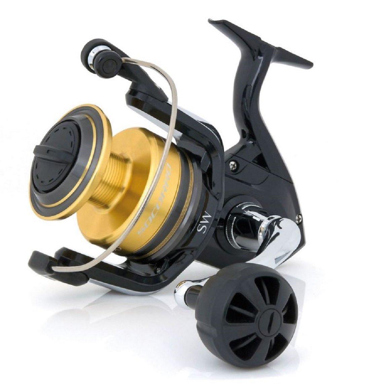 Shimano Socorro 5000 SW, heavy duty saltwater spinning fishing reel, SOC5000SW