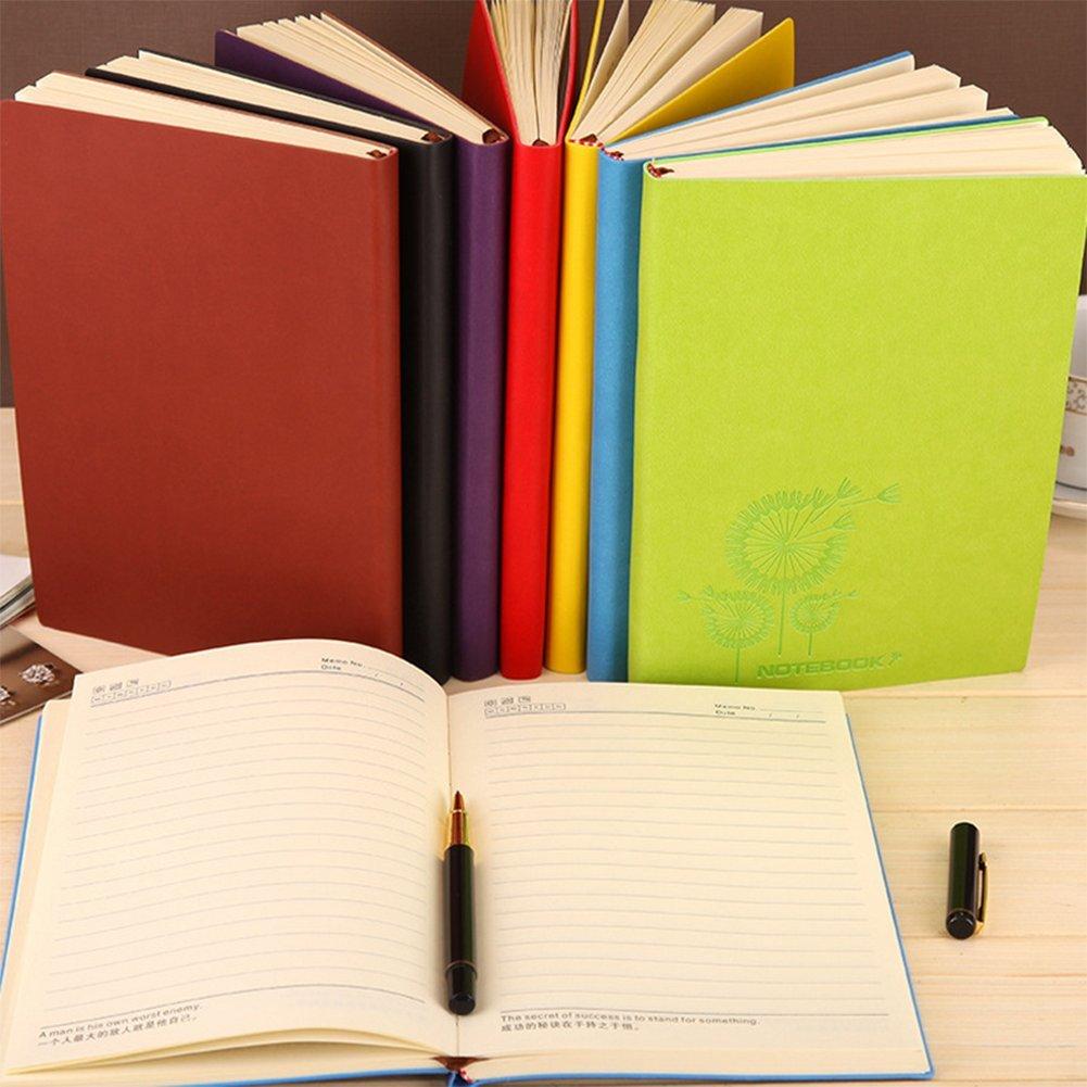 14.8cm Dunkelblau oyfel Notebook T/ägliche Notizblock Travel Journal Diary tragbar Paper Note Book Executive Weiche Haptik Pocket Geschenk f/ür M/änner Frauen Schule 21.2