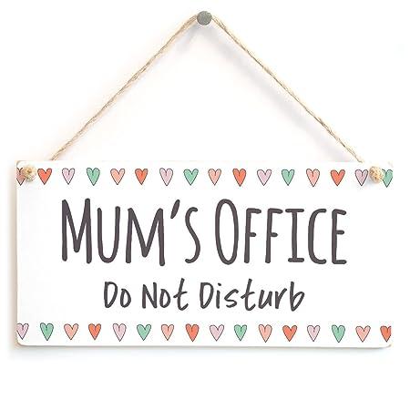 Madre de la oficina no molestar - Lovely pequeño regalo para ...