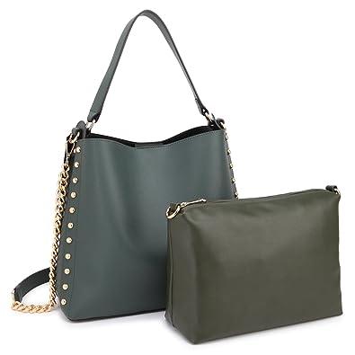 fd07178a3b6df Amazon.com  MKP Collection Fashion Hobo bag