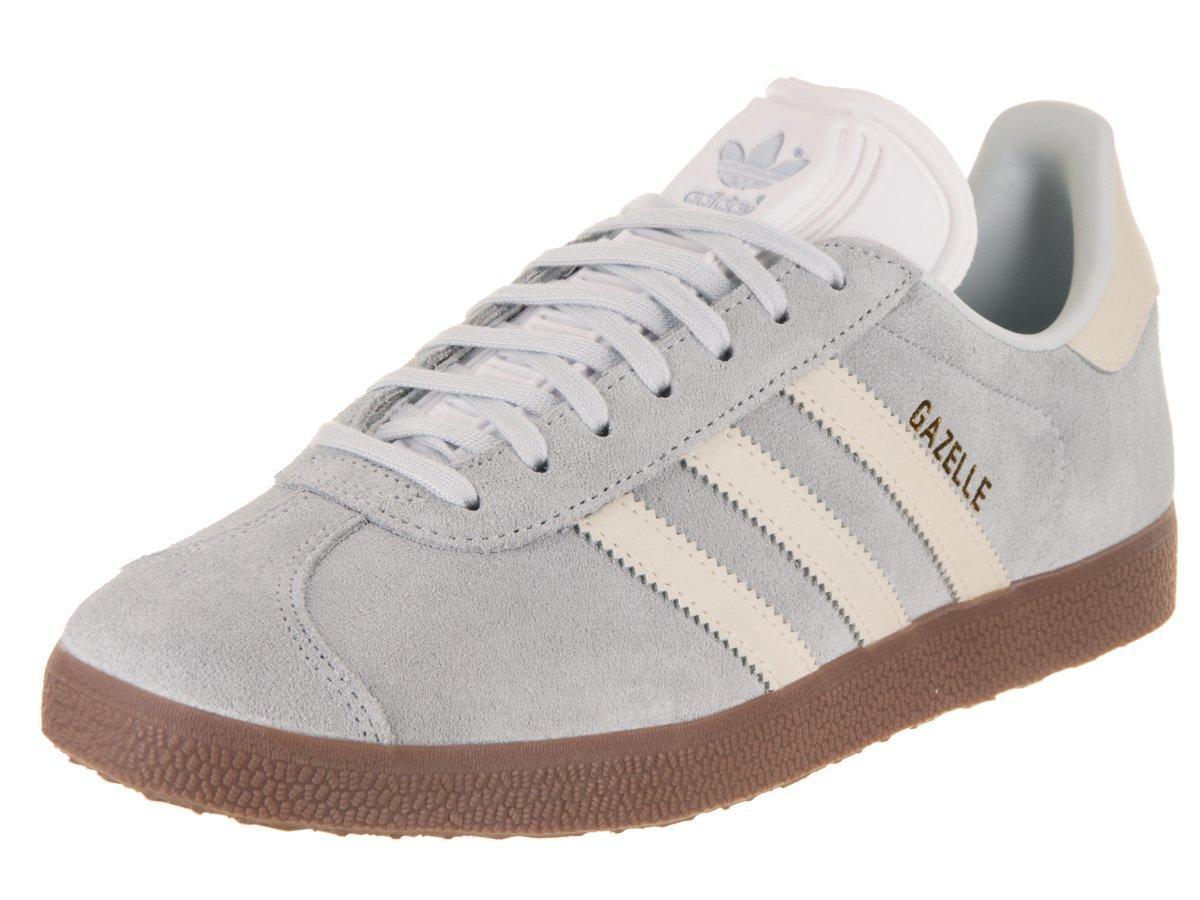 adidas Women's Gazelle Originals Casual Shoe B079JGKWPZ 6.5 B(M) US White