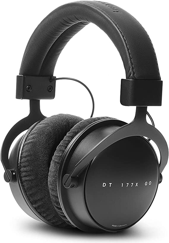 Massdrop x Beyerdynamic DT 177X GO Over-Ear Closed-Back Headphones