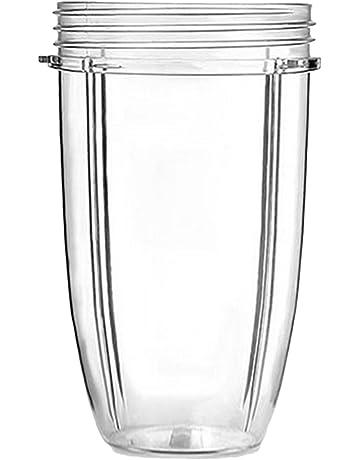 32oz claro tazas taza de repuesto de jugor accesorios para NUTRIBULLET Nutri Bullet 900W 600W licuadora