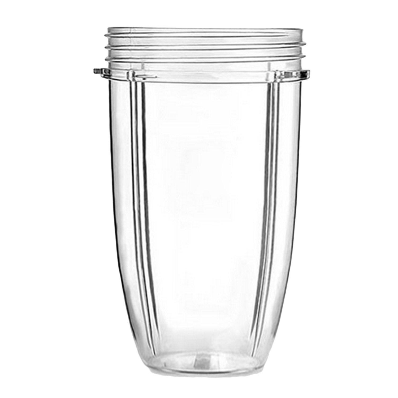 32oz Clear Cups Mugs Replacement Part Juicer Accessories for NUTRiBULLET Nutri Bullet 900W 600W Blender Juicer Migavan