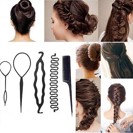 Adornos para el cabello para mujeres, 5 unidades, para mujer, para ...