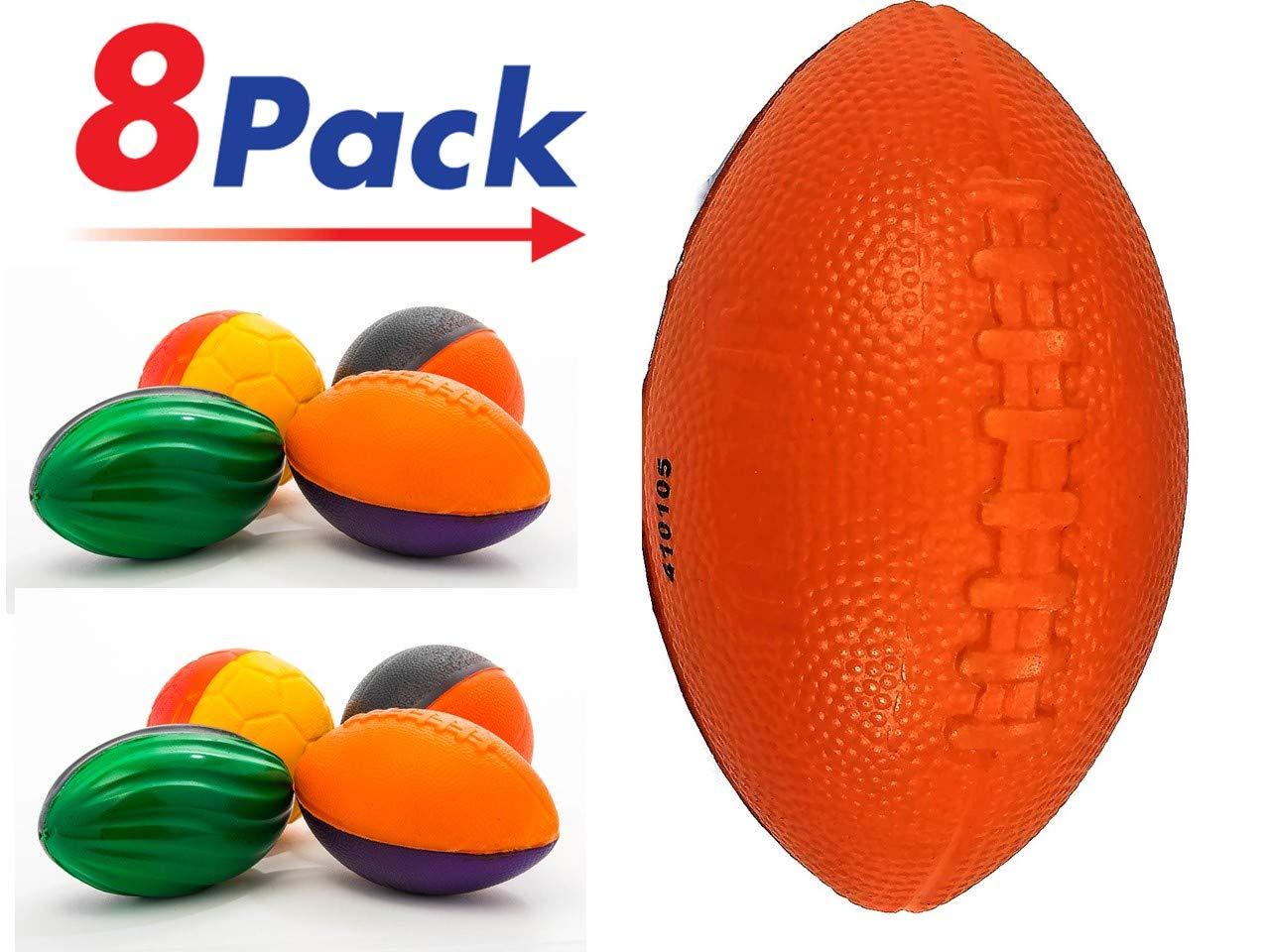 訳あり商品 Play 8 With The Air Foamスポーツボール of。ソフト Play、簡単に使用ボールfor Kids。スタイルが異なる場合があります。Lots ofアウトドア楽しいGREATパーティーFavor。350 Pack of 24 350 B077H7KS2X Pack of 8 Pack of 8, 青山貿易マワハンガー正規販売店:1be1d7d8 --- irlandskayaliteratura.org
