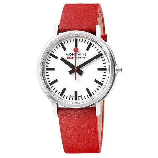 Mondaine Unisex-Adult Quartz Watch ccc46faee2