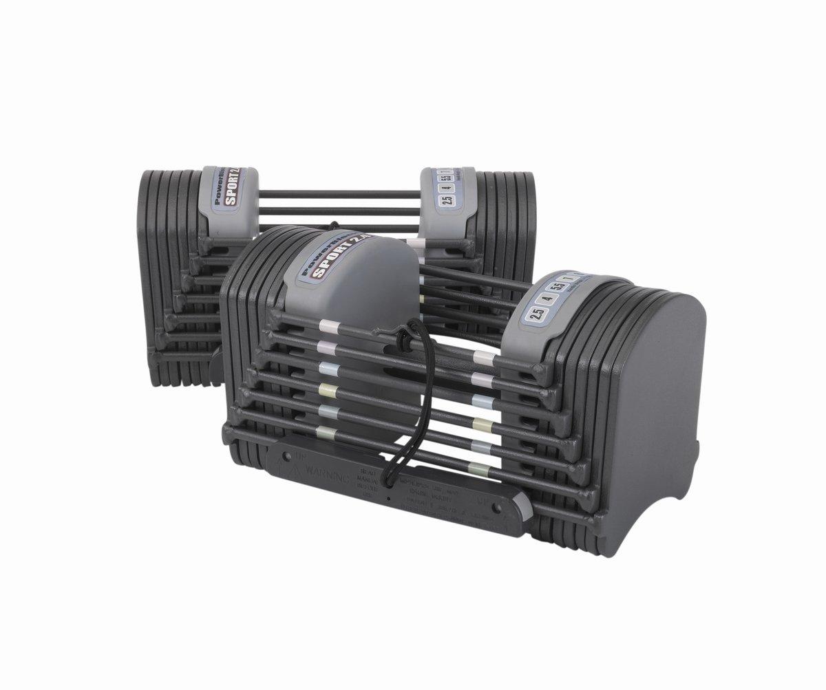 PowerBlock® Sport 2.4, 1,5kg - 11,0kg, Paar bei amazon kaufen