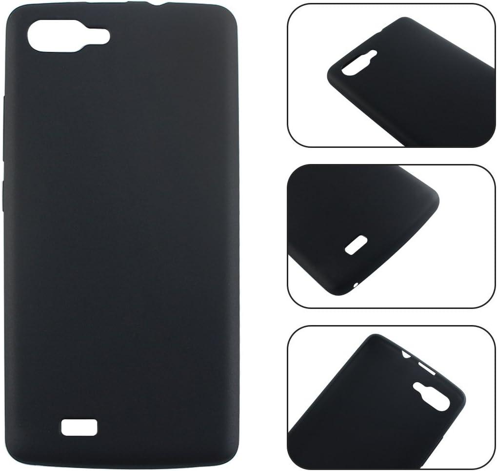 WEIER BlackView A20 Funda, silicona TPU suave protector de ...