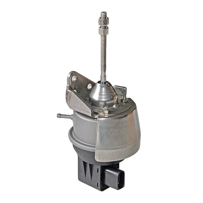 Turbo Vane Sensor de presión del actuador de basura para VW Beetle EOS Jetta Golf Audi, A3 TT, Skoda Octavia Superb CR TDI G581 VNT 03L198716A: Amazon.es: ...